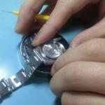 【機械式時計の】ホソカワ部署体験の巻 其の弐【定期健診】