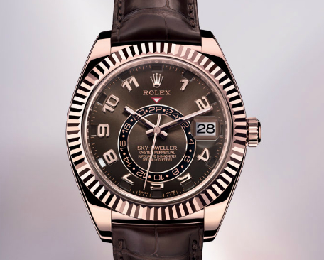 rolex-sky-dweller-chocolate