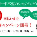 【宝石広場】キャンペーンいろいろ!