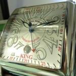 【見えないところで】時計の汚れ【たまるもの】