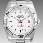 【ROLEX】 TURN‐O‐GRAPH×MORELLATO 【116264】