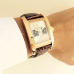 いつかは、、、金無垢時計