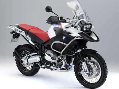 """BMW R 1200 GS Adventure, """"30 Years GS"""" special model (05/2010)"""