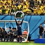 ワールドカップオフィシャルタイムキーパー ウブロ