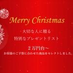 クリスマスプレゼント 決まってない方に!