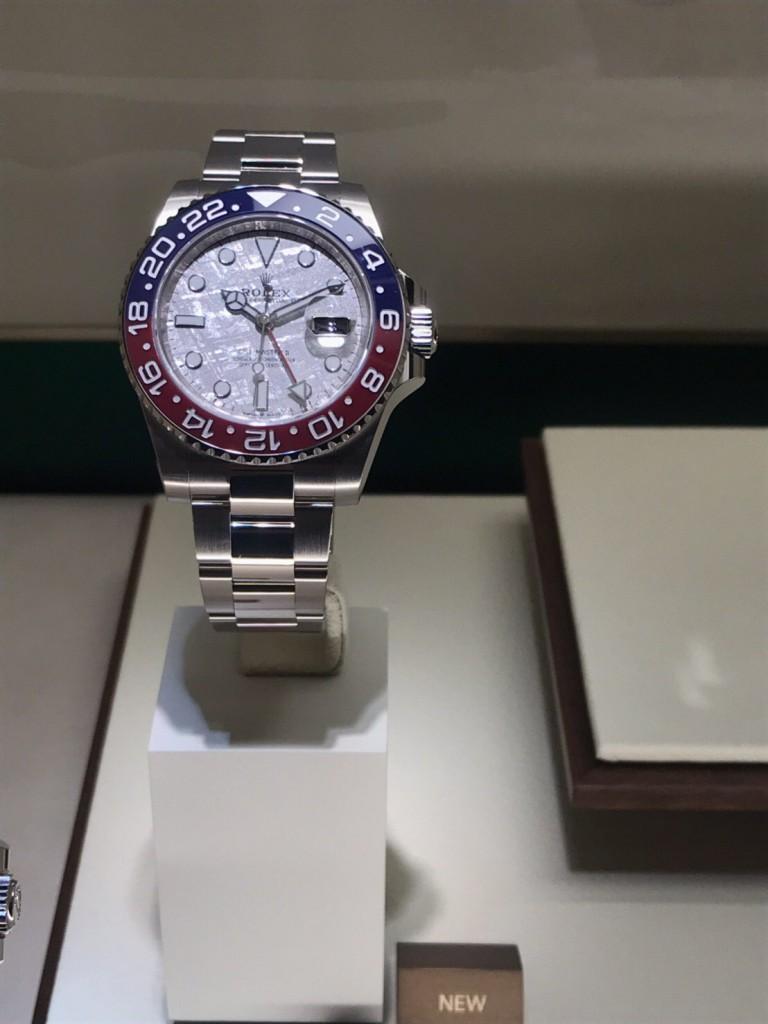 GMTマスター126719BLRO ロレックス2019新作