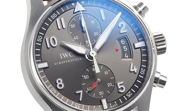 IWC パイロットウォッチクロノ スピットファイア IW387802