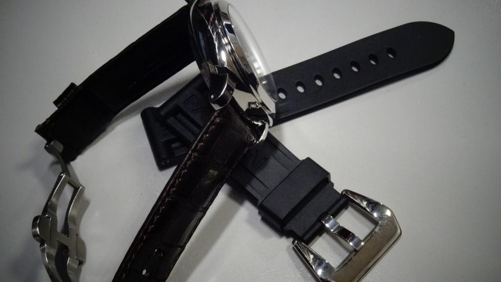 パネライストラップ クロコ PAM00359