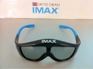 IMAXメガネ